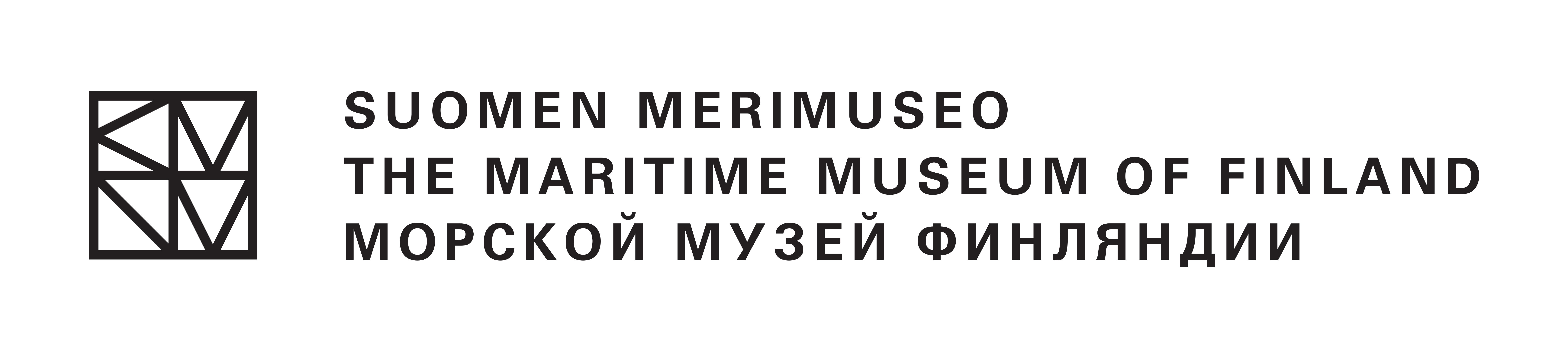 Suomen merimuseo. Logo.